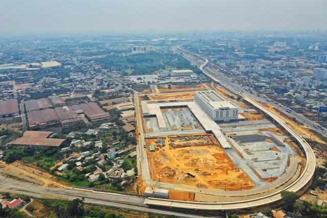 Soi quy hoạch hạ tầng giao thông khủng của Thành phố Thủ Đức trong tương lai - Ảnh 4.