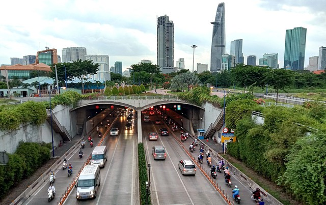 Soi quy hoạch hạ tầng giao thông khủng của Thành phố Thủ Đức trong tương lai - Ảnh 6.