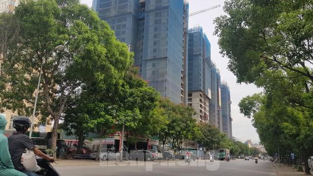 Bên trong dự án nghìn tỷ từ xây không phép, đến sai phép ở Hà Nội - Ảnh 1.