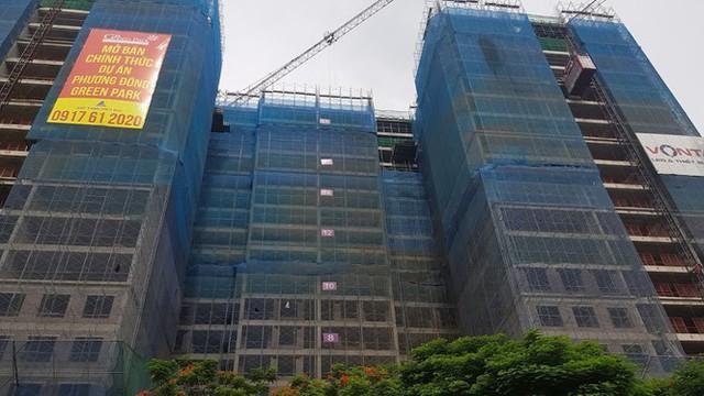 Bên trong dự án nghìn tỷ từ xây không phép, đến sai phép ở Hà Nội - Ảnh 2.