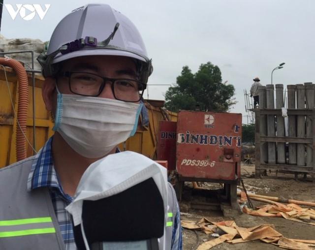 Nhiều công trình tại Đà Nẵng được thi công trở lại - Ảnh 2.