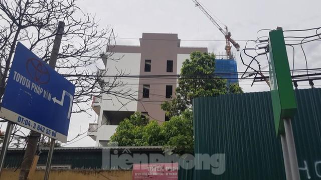 Bên trong dự án nghìn tỷ từ xây không phép, đến sai phép ở Hà Nội - Ảnh 11.