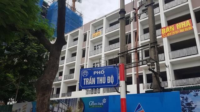 Bên trong dự án nghìn tỷ từ xây không phép, đến sai phép ở Hà Nội - Ảnh 3.