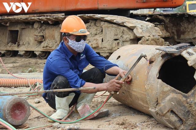 Nhiều công trình tại Đà Nẵng được thi công trở lại - Ảnh 3.