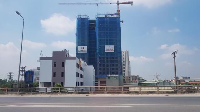 Bên trong dự án nghìn tỷ từ xây không phép, đến sai phép ở Hà Nội - Ảnh 4.