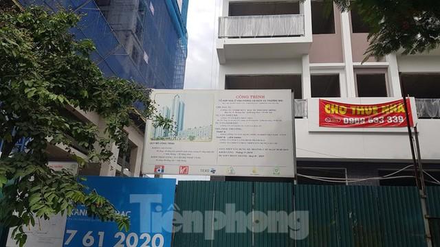 Bên trong dự án nghìn tỷ từ xây không phép, đến sai phép ở Hà Nội - Ảnh 9.