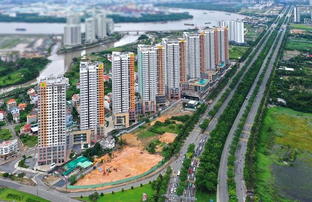 Dự báo về giá bất động sản khu Đông Sài Gòn - Ảnh 1.