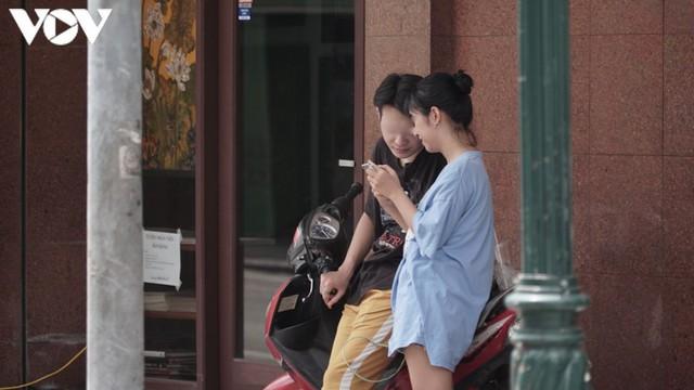 Hàng quán Hà Nội thiết lập lá chắn phòng, chống dịch COVID-19 - Ảnh 13.