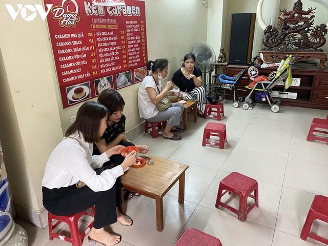 Hàng quán Hà Nội thiết lập lá chắn phòng, chống dịch COVID-19 - Ảnh 5.