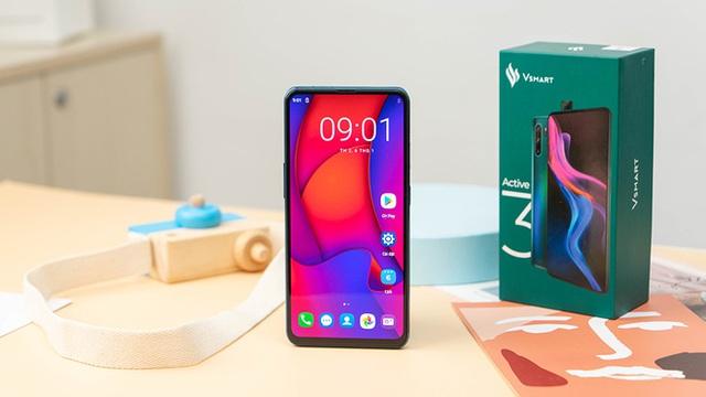 Loạt smartphone pin khoẻ đáng mua giá dưới 5 triệu đồng trong tháng 8 - Ảnh 4.