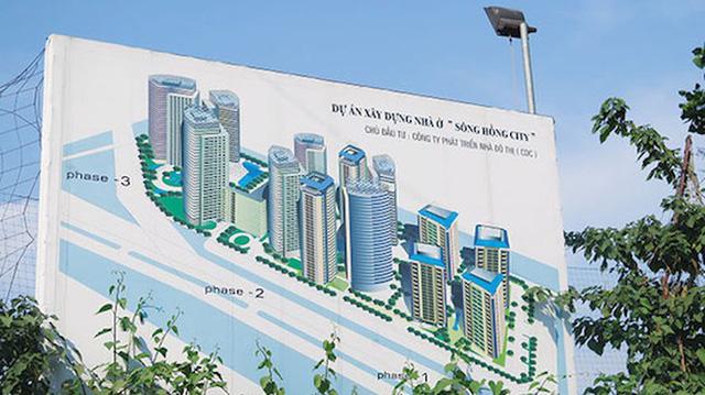 Ì ạch quy hoạch thành phố ven sông Hồng (KỲ II): Phá băng sự trì trệ - Ảnh 1.