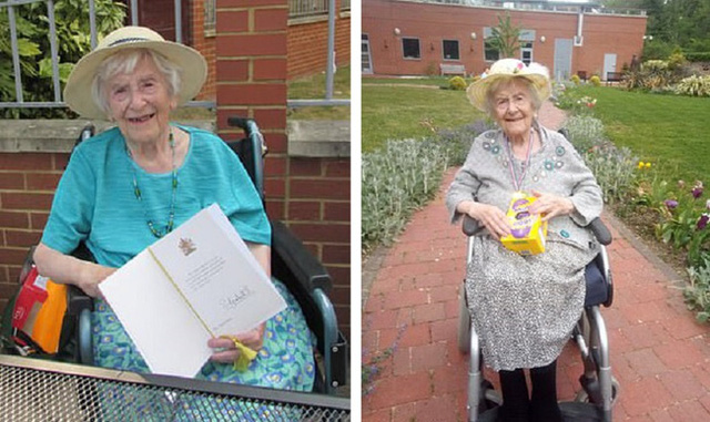 Cụ bà 107 tuổi vẫn vượt qua Covid-19 một cách ngoạn mục bật mí bí quyết sống thọ của mình chỉ nhờ ăn một loại quả mỗi ngày - Ảnh 1.