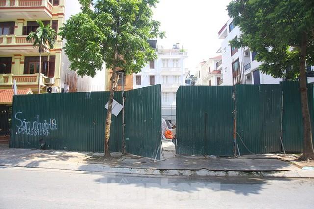 Xôn xao nhà ở riêng lẻ ở Hà Nội được cấp phép đến 4 tầng hầm - Ảnh 3.
