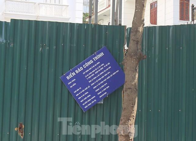 Xôn xao nhà ở riêng lẻ ở Hà Nội được cấp phép đến 4 tầng hầm - Ảnh 4.