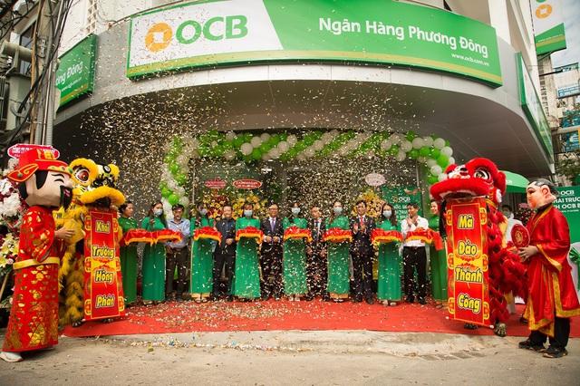 OCB vừa mở thêm 2 chi nhánh mới tại Bình Định và Vĩnh Phúc - Ảnh 1.