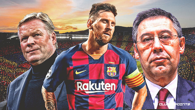 Từ chuyện Lionel Messi nhất định rời Barcelona tới chốn công sở: Ai rồi cũng có lúc khủng khoảng nhưng khi nào mới là thích hợp để bạn rời khỏi nơi đã gắn bó lâu năm? - Ảnh 1.