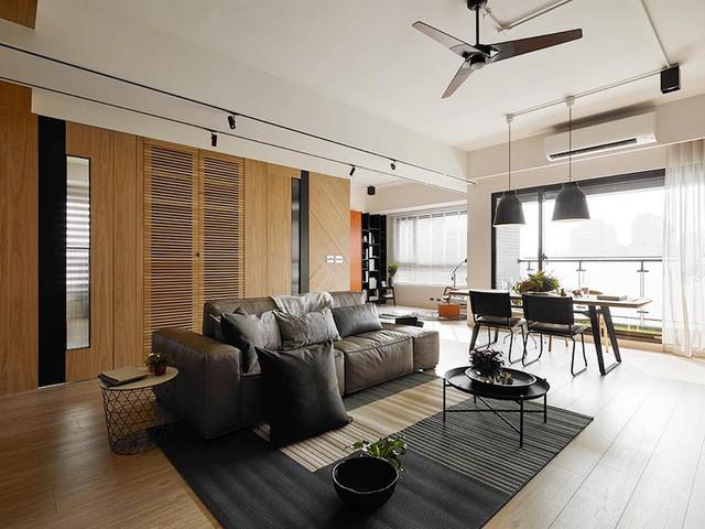 Ngôi nhà 40m2 đơn giản dành cho gia đình 4 người - Ảnh 2.