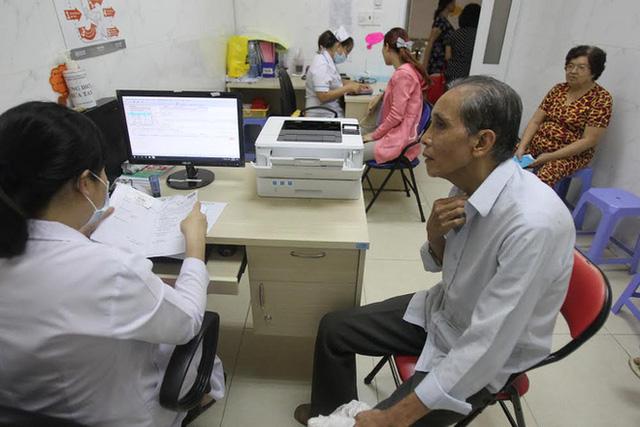 Mức hưởng BHYT khi đi khám, chữa bệnh từ ngày 1-1-2021 - Ảnh 1.