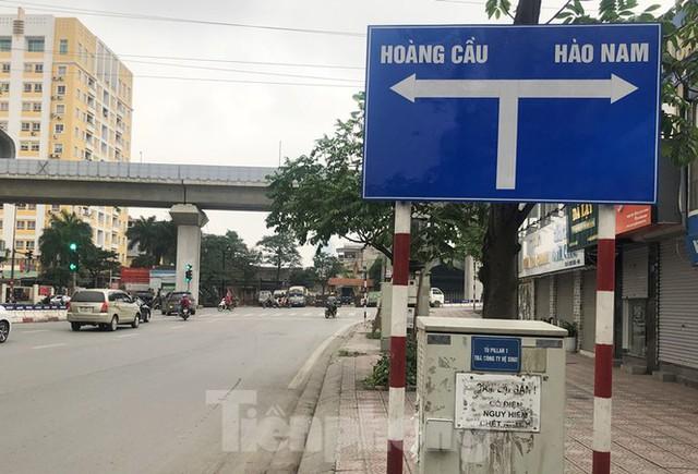 Hình ảnh thiết kế cầu vượt nút giao La Thành - Láng Hạ - Ảnh 1.