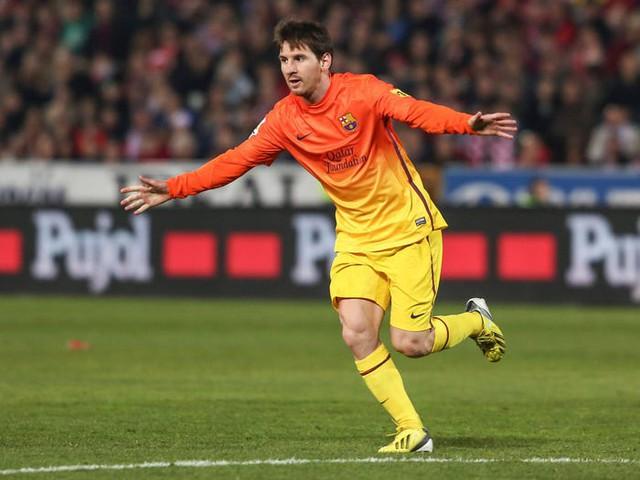 Bồi hồi nhìn lại cuộc hành trình đã qua của Messi với Barca: Gần 2 thập kỷ tận hiến, giành về vô số danh hiệu cùng kỷ lục - Ảnh 11.
