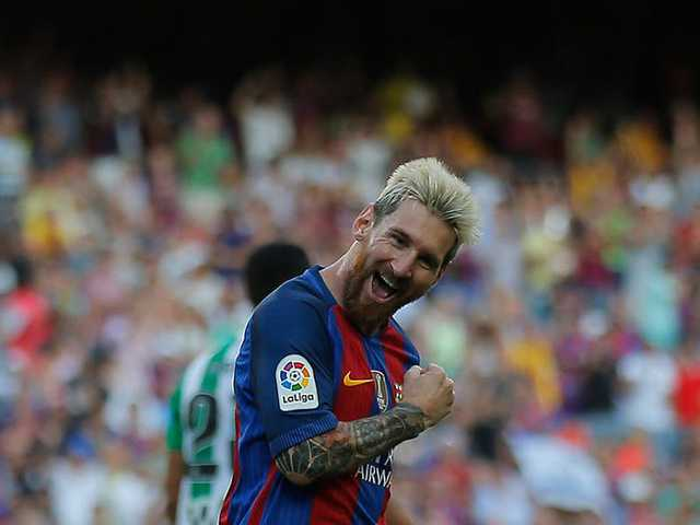 Bồi hồi nhìn lại cuộc hành trình đã qua của Messi với Barca: Gần 2 thập kỷ tận hiến, giành về vô số danh hiệu cùng kỷ lục - Ảnh 14.
