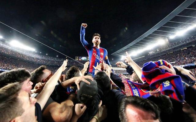 Bồi hồi nhìn lại cuộc hành trình đã qua của Messi với Barca: Gần 2 thập kỷ tận hiến, giành về vô số danh hiệu cùng kỷ lục - Ảnh 15.