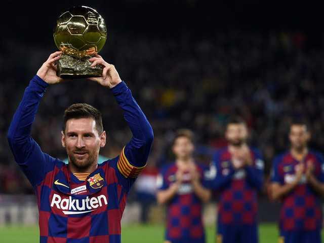 Bồi hồi nhìn lại cuộc hành trình đã qua của Messi với Barca: Gần 2 thập kỷ tận hiến, giành về vô số danh hiệu cùng kỷ lục - Ảnh 17.