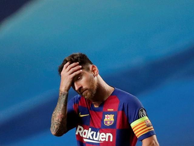 Bồi hồi nhìn lại cuộc hành trình đã qua của Messi với Barca: Gần 2 thập kỷ tận hiến, giành về vô số danh hiệu cùng kỷ lục - Ảnh 18.