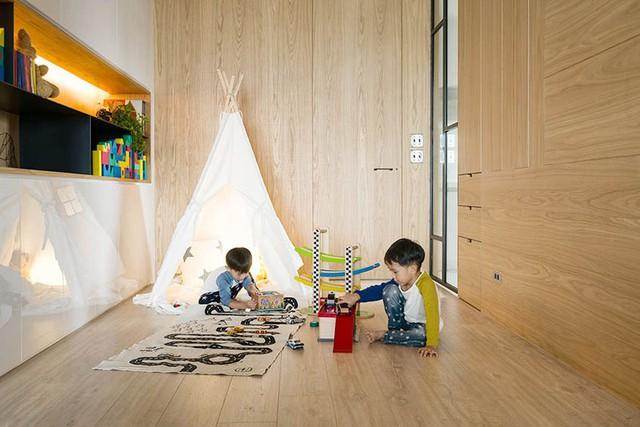 Ngôi nhà 40m2 đơn giản dành cho gia đình 4 người - Ảnh 5.