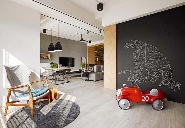 Ngôi nhà 40m2 đơn giản dành cho gia đình 4 người - Ảnh 6.
