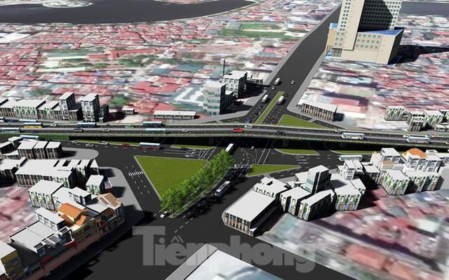 Hình ảnh thiết kế cầu vượt nút giao La Thành - Láng Hạ - Ảnh 7.
