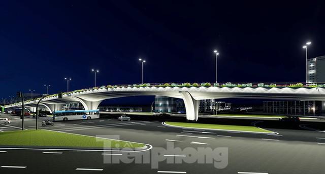 Hình ảnh thiết kế cầu vượt nút giao La Thành - Láng Hạ - Ảnh 8.