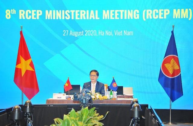 Bộ trưởng Trần Tuấn Anh: RCEP sẽ gửi thông điệp tích cực cho thế giới về sức mạnh khu vực - Ảnh 1.