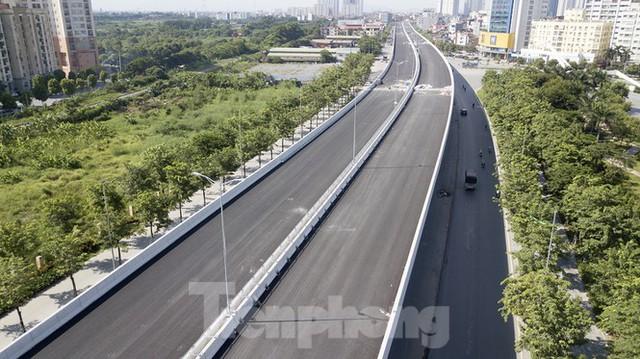 Diện mạo 3 dự án giao thông trọng điểm của Hà Nội sắp thông xe - Ảnh 2.