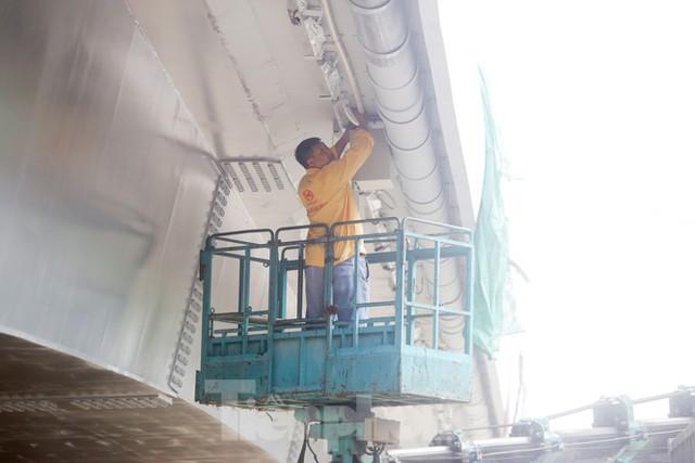 Diện mạo 3 dự án giao thông trọng điểm của Hà Nội sắp thông xe - Ảnh 15.