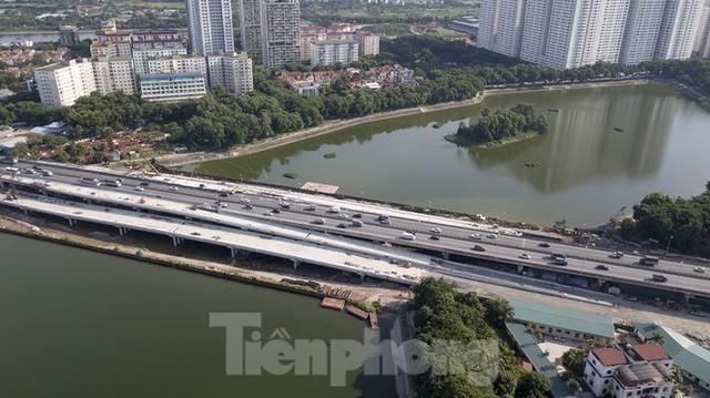 Diện mạo 3 dự án giao thông trọng điểm của Hà Nội sắp thông xe - Ảnh 5.