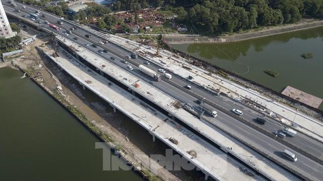 Diện mạo 3 dự án giao thông trọng điểm của Hà Nội sắp thông xe - Ảnh 7.