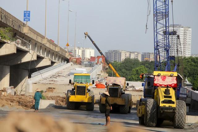 Diện mạo 3 dự án giao thông trọng điểm của Hà Nội sắp thông xe - Ảnh 8.