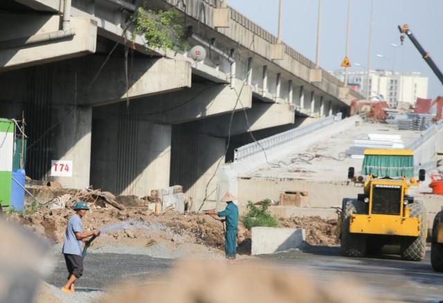Diện mạo 3 dự án giao thông trọng điểm của Hà Nội sắp thông xe - Ảnh 9.