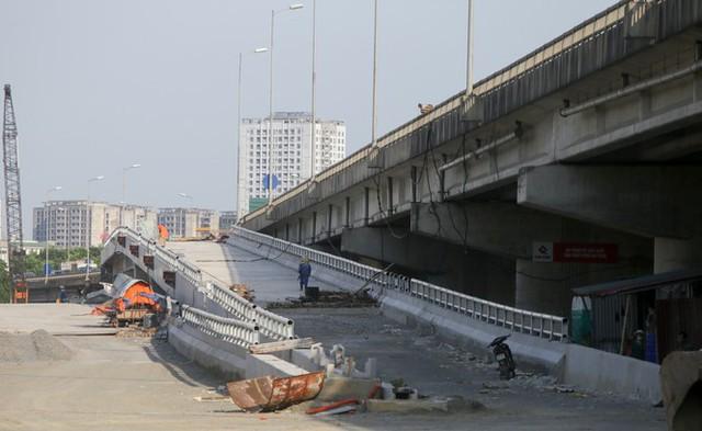 Diện mạo 3 dự án giao thông trọng điểm của Hà Nội sắp thông xe - Ảnh 10.