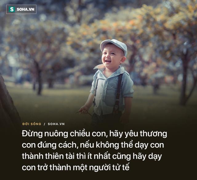 3 việc cha mẹ không nên làm nếu thực sự biết nghĩ cho tương lai của con cái - Ảnh 2.