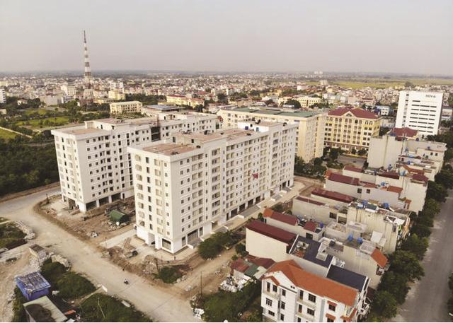 Chủ khu nhà ở cho người thu nhập thấp ở Hưng Yên bị phạt gần 300 triệu  - Ảnh 1.