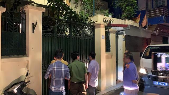 Khởi tố, bắt giam Chủ tịch UBND TP Hà Nội Nguyễn Đức Chung - Ảnh 1.
