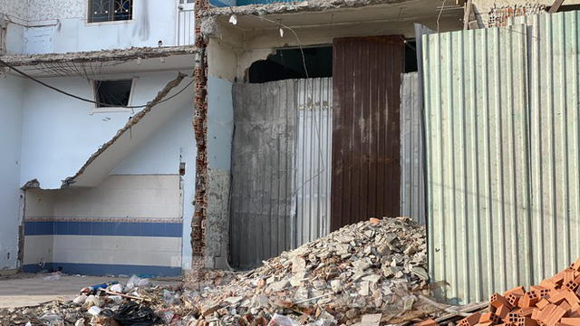 Người Sài Gòn dỡ nhà mặt phố bàn giao mặt bằng làm tuyến Metro Số 2 - Ảnh 8.