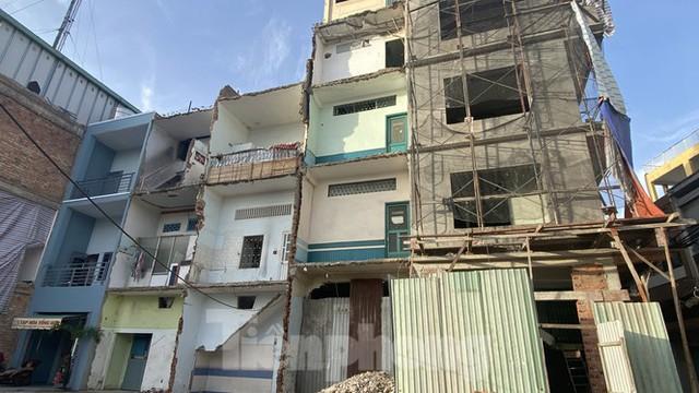 Người Sài Gòn dỡ nhà mặt phố bàn giao mặt bằng làm tuyến Metro Số 2 - Ảnh 9.