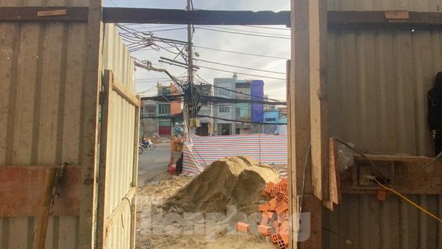 Người Sài Gòn dỡ nhà mặt phố bàn giao mặt bằng làm tuyến Metro Số 2 - Ảnh 10.