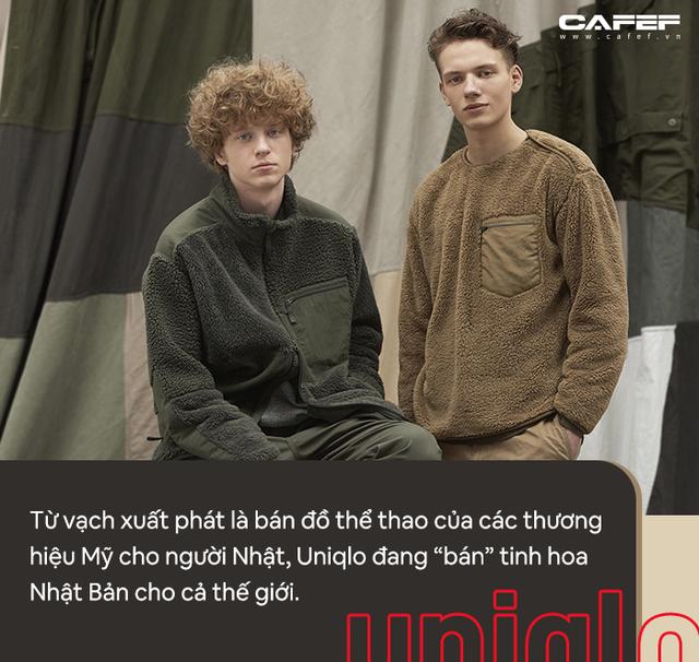 Hợp chủng quốc Uniqlo và triết lý kinh doanh thời trang nhanh dị biệt của Yanai Tadashi - Ảnh 2.