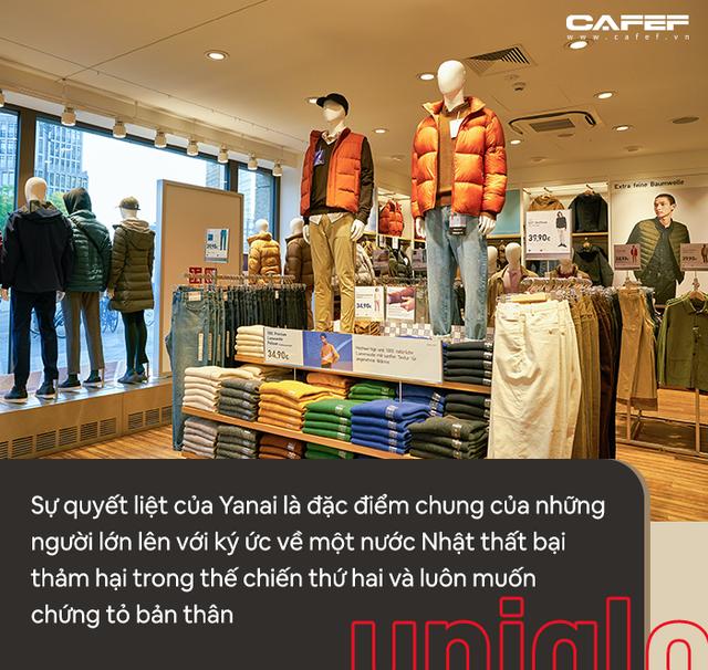 Hợp chủng quốc Uniqlo và triết lý kinh doanh thời trang nhanh dị biệt của Yanai Tadashi - Ảnh 4.