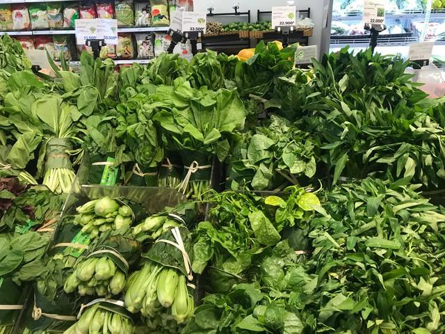 Chuyên gia mách làm sao để lựa chọn rau, củ quả sạch - Ảnh 1.