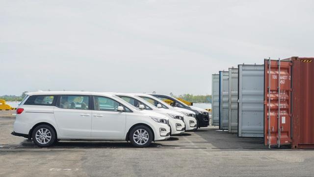 Thaco xuất khẩu xe Kia sang Myanmar - Ảnh 2.